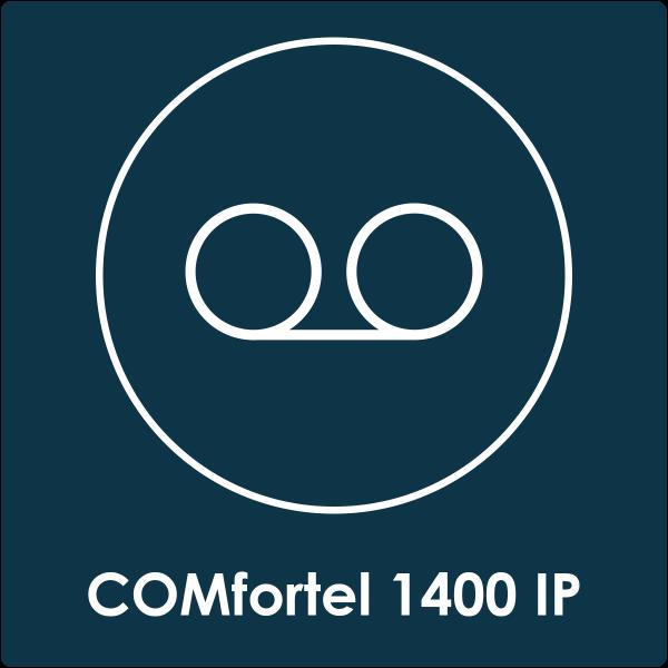 COMfortel 1400 IP Voicemail