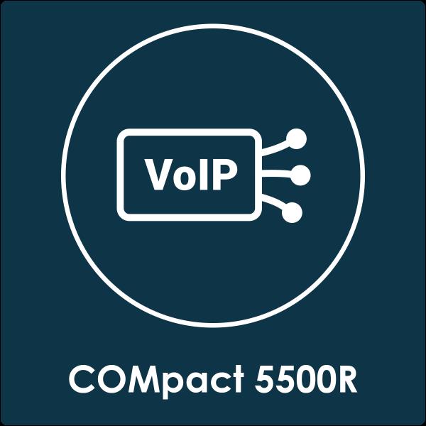 VoIP-Kanäle COMpact 5500R