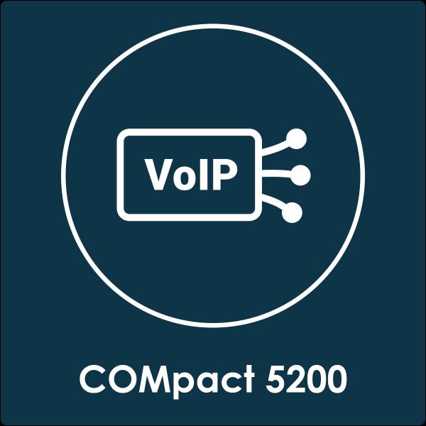 VoIP-Kanäle COMpact 5200