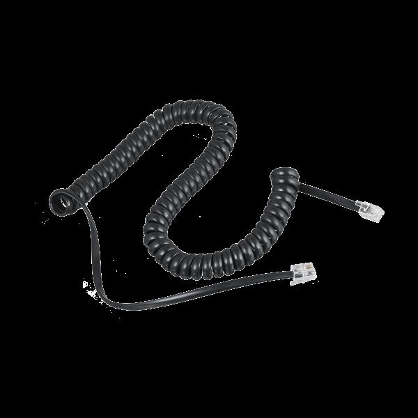 Spiralkabel für COMfortel Hörer