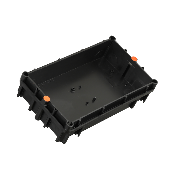 Flush-mounted box for TFS-Dialog 300 series
