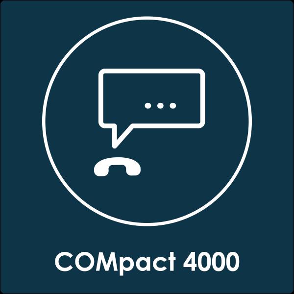 Automatische Zentrale COMpact 4000