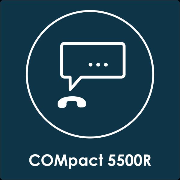 Automatische Zentrale COMpact 5500R