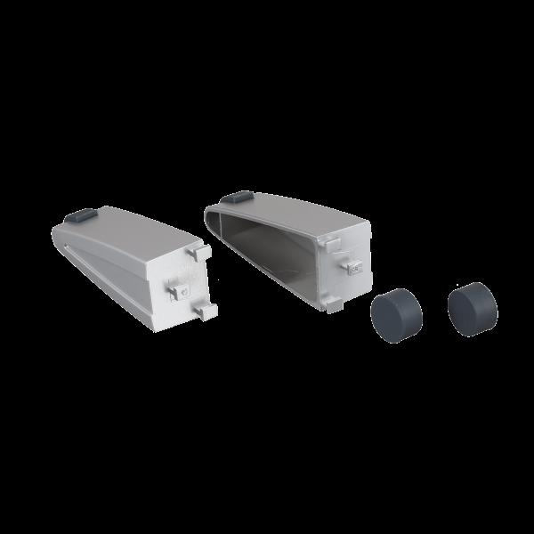 Gehäusefüße-Set für kleine Telefone