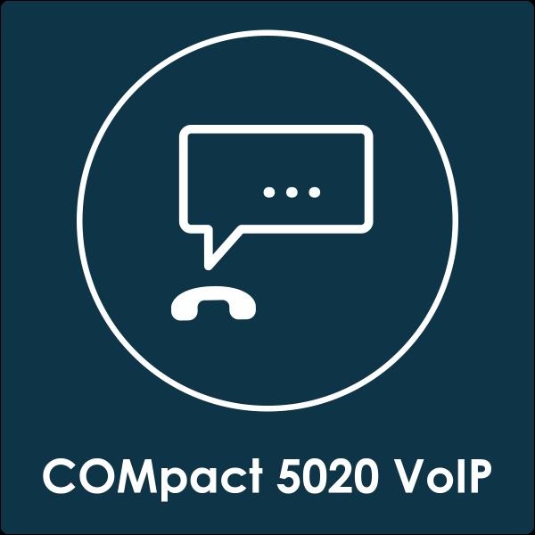 Automatische Zentrale COMpact 5020 VoIP