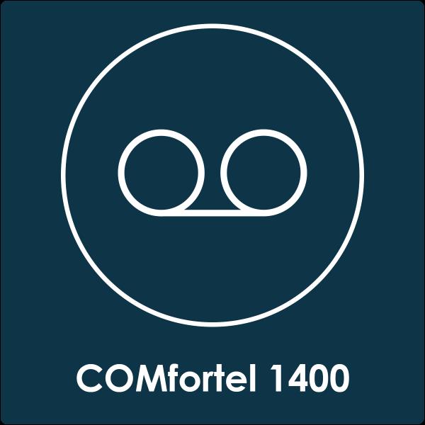 COMfortel 1400 Voicemail
