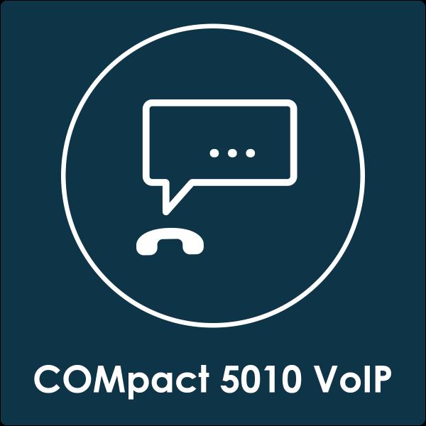Automatische Zentrale COMpact 5010 VoIP