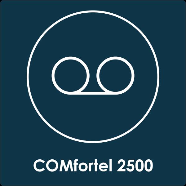 COMfortel 2500 (AB) Voicemail