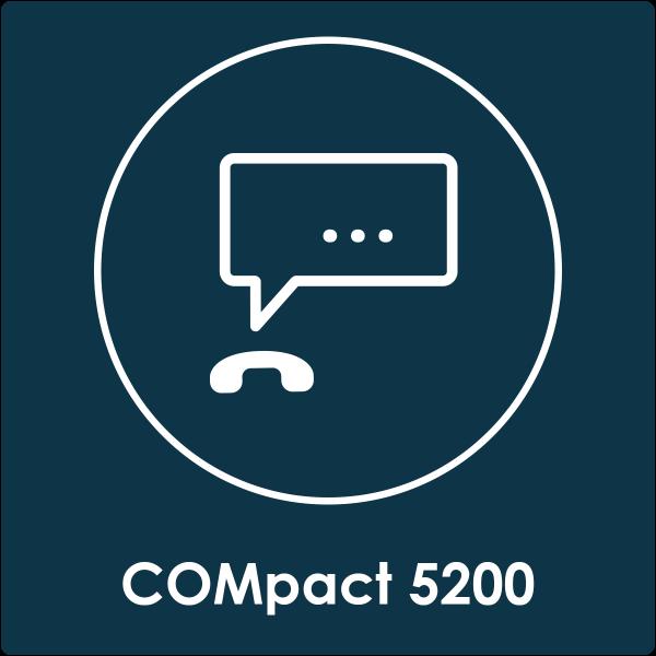 Automatische Zentrale COMpact 5200