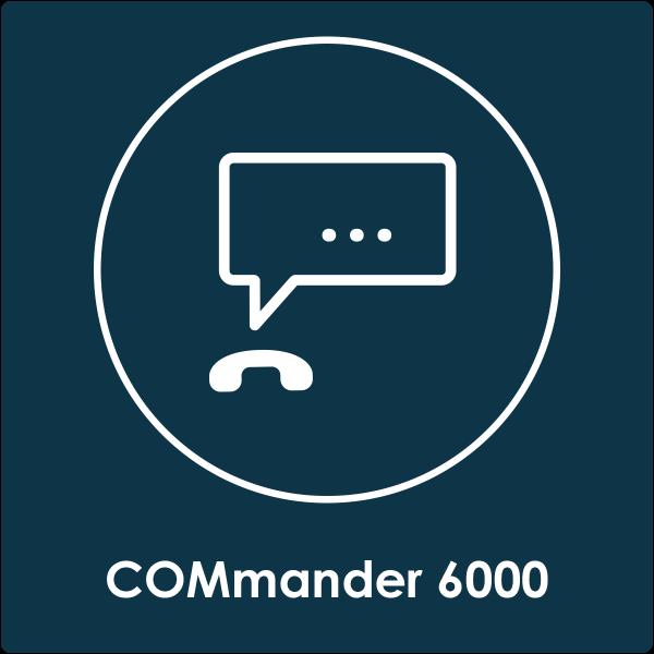 Automatische Zentrale COMmander 6000